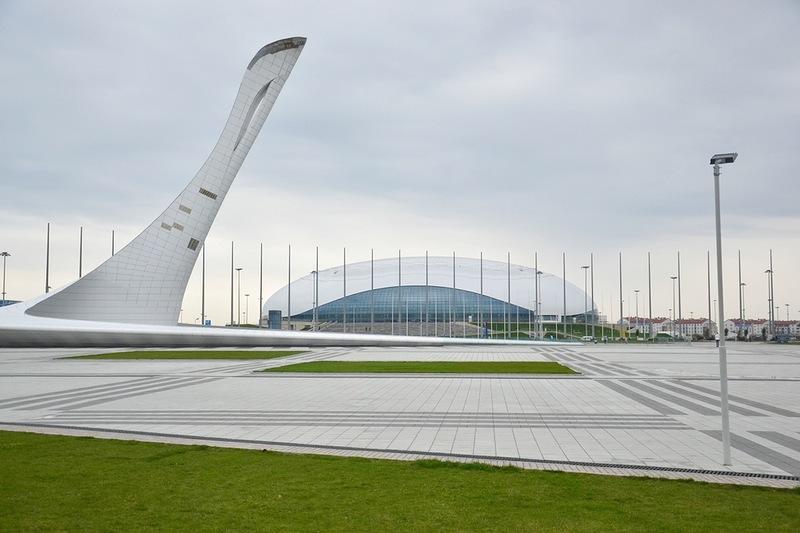 олимпийский парк сочи сегодня фото