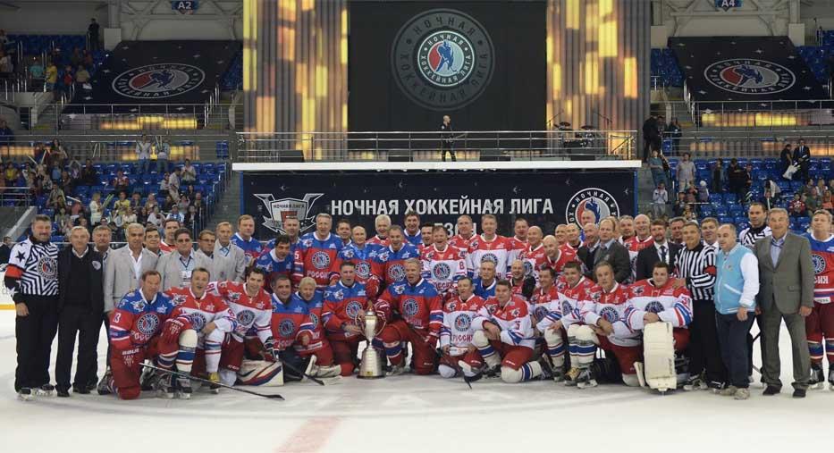 сравнивать другими, ночная хоккейная лига 2016 участники новым 2017 сезоном