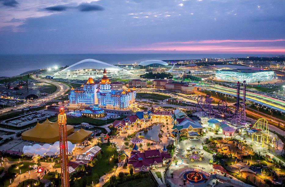 сочи олимпийский парк сочи парк фото