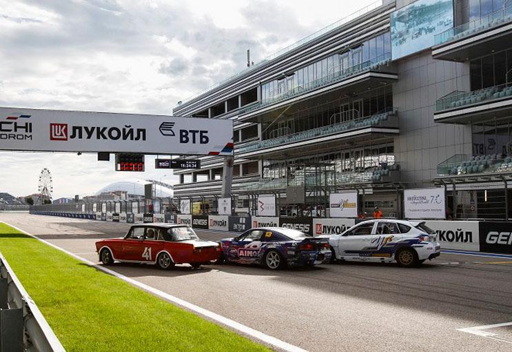 Финал Всероссийского конкурса «Лучший водитель 2017 года»